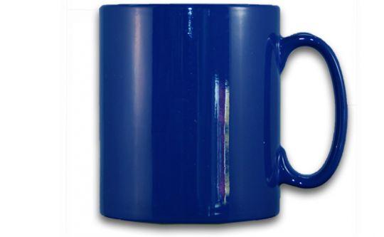 Magic Mug Blue | Zaubertasse
