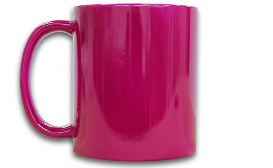 Magic Mug Pink | Zaubertasse