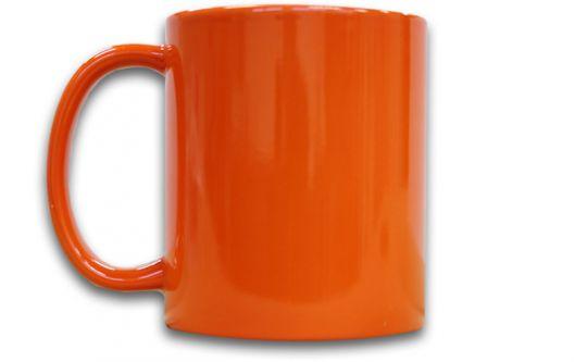 Magic Mug Orange   Zaubertasse