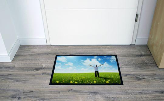 fotomatte selber gestalten und drucken mit foto und text. Black Bedroom Furniture Sets. Home Design Ideas