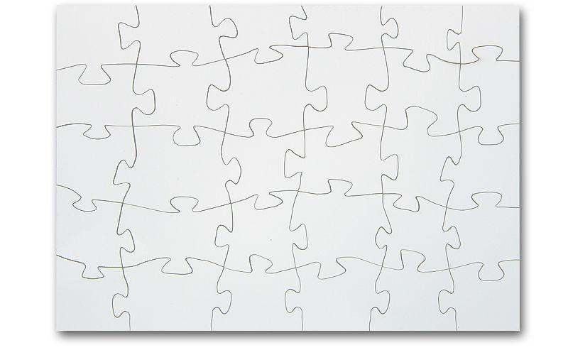 robustes holzpuzzle mit 30 teilen zum verschenken echtes puzzle aus holz als fotogeschenk. Black Bedroom Furniture Sets. Home Design Ideas