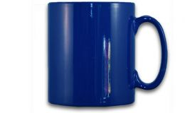 Magic Mug Blue | Zaubertasse