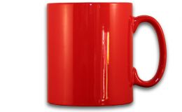 Magic Mug Red | Zaubertasse