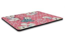 Mousepad 19x23 cm