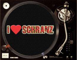 I LOVE SCHRANZ Slipmat