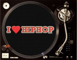 I LOVE HIPHOP Slipmats