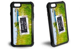 iPhone 6 plus, silikon, 2-teilig