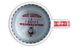 Foto-Tasse Frohe Weihnachten