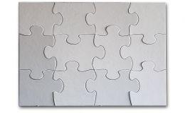 12 Teile Foto-Puzzle