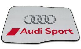 Auto-Fußmatte mit Kettelrand für vorne