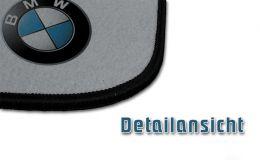 Auto-Fußmatte für hinten mit Kettelrand